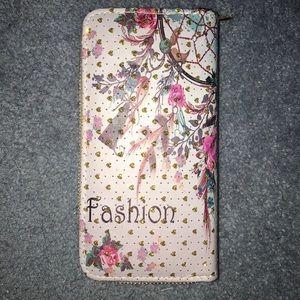 Handbags - Pink Fashion Wallet